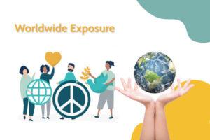 Digital Marketing Worldwide Reach