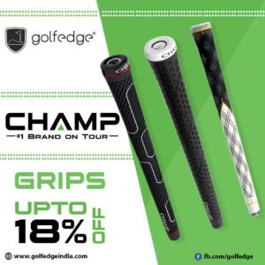 GolfEdge - Champ - Grips