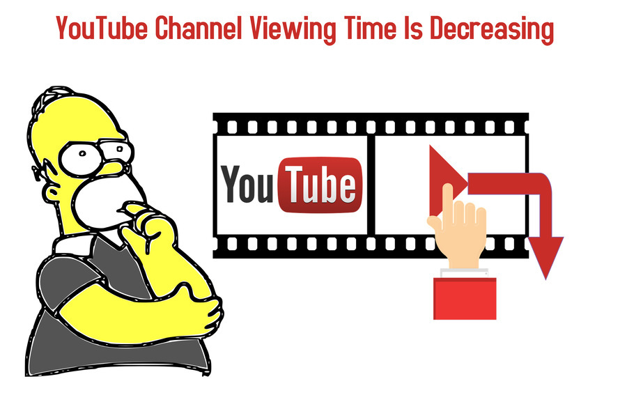 Youtube Video viewing is Dereasing