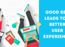 Good SEO Leads to better user experience