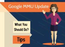 Google MMU Update What Should You Do
